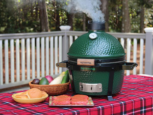Mini Big Egg Grill