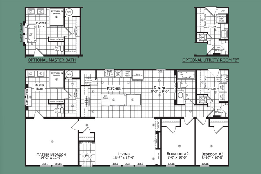 Mi showcase homes floor plans for Michigan house plans