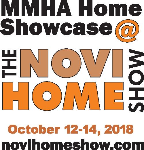 MMHA Home Showcase at The Novi Home Show